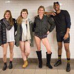 new york sans pantalon