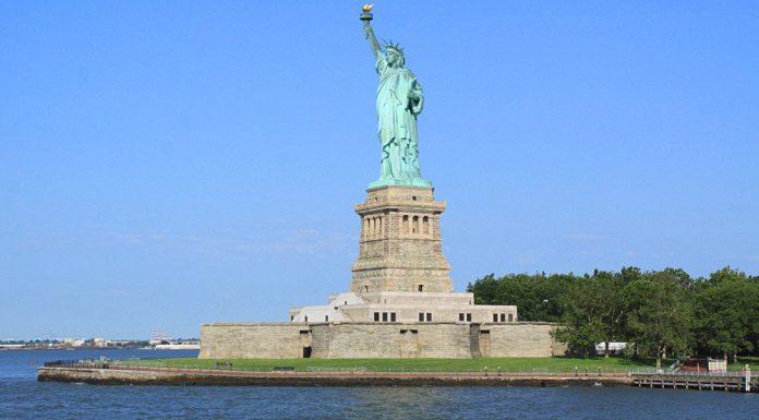 statue liberté new york