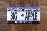 Pourquoi New York est surnommée Big Apple ?