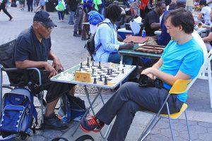 joueurs échecs new york