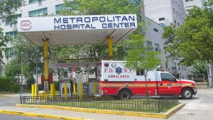 maladie hopital new york