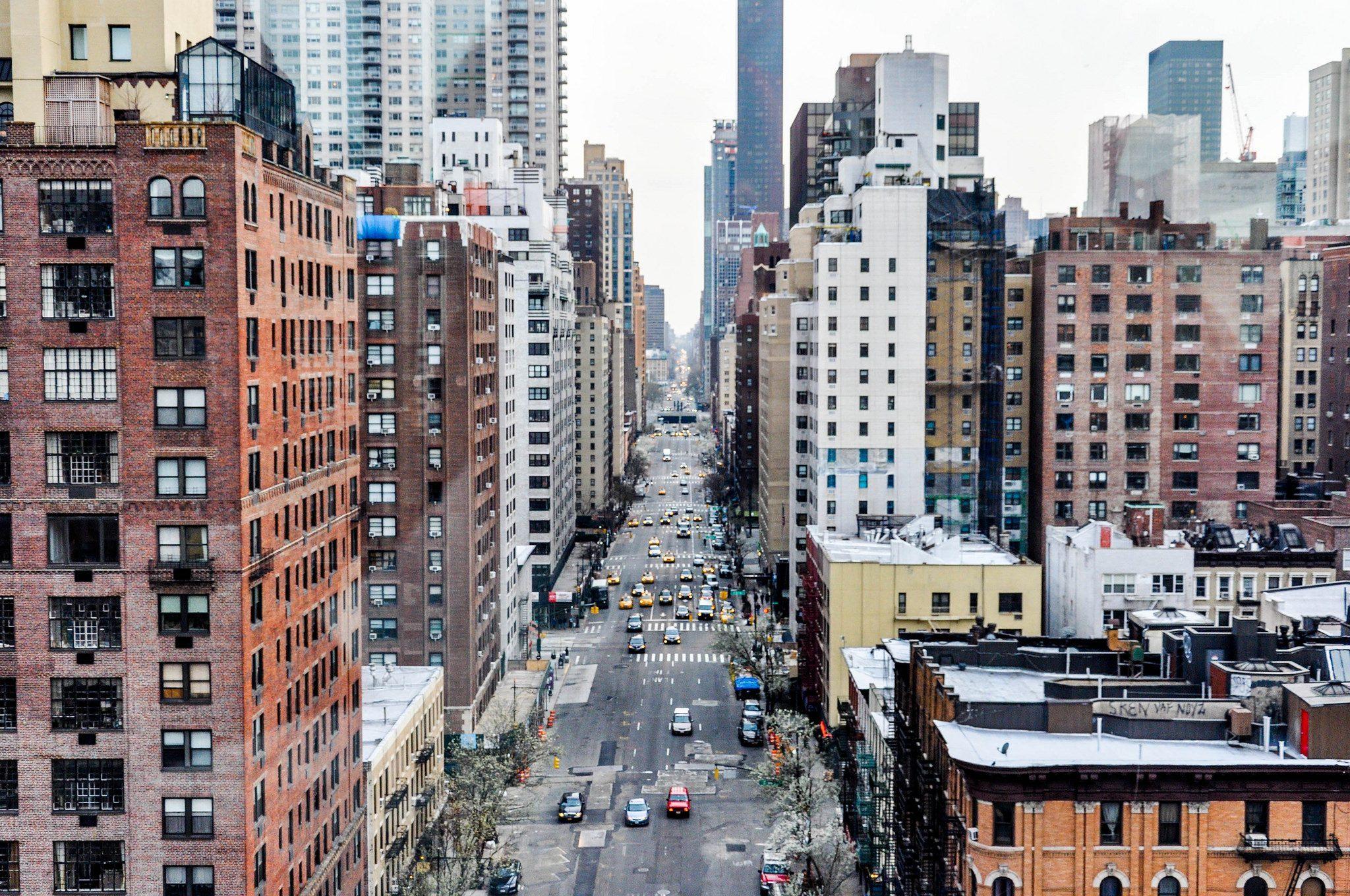 1st Avenue New York