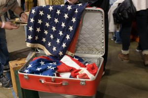 valise new york