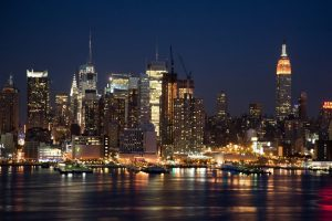 croisiere nuit new york