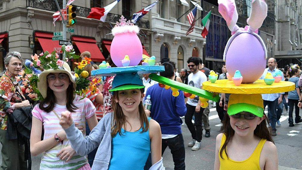 easter parade new york