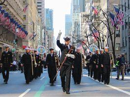saint patrick parade new york