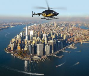 survol helicoptere new york tour