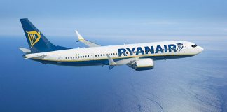 ryanair new york