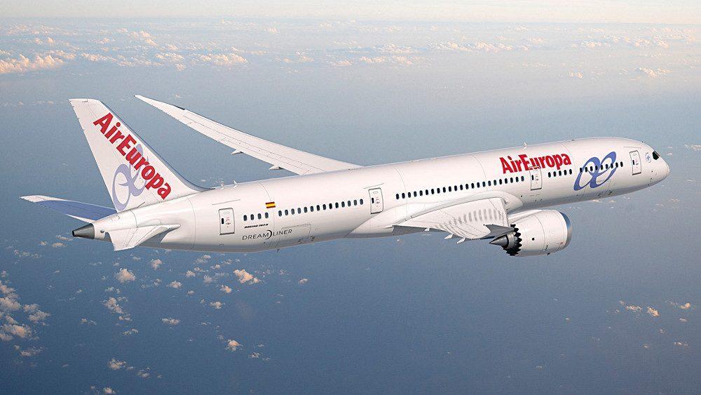 air europa new york