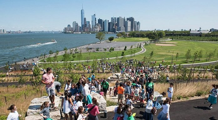 governors island vue
