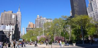 madison square park new york