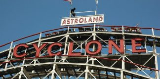 cyclone coney island new york