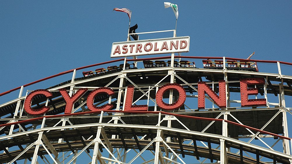 cyclone coney island new york