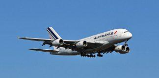 air france vol new york