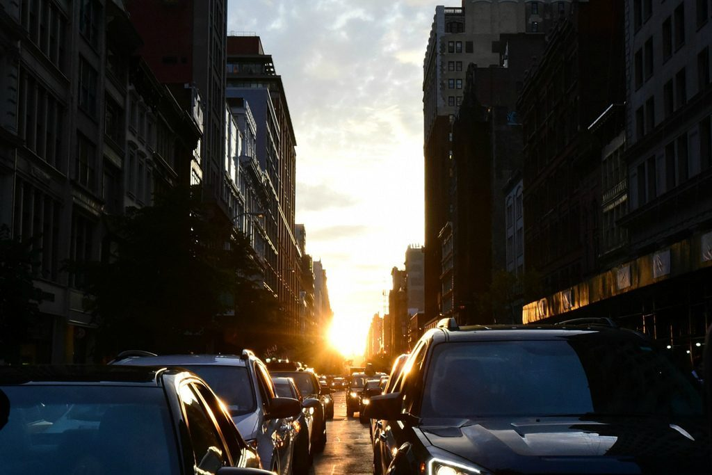 manhattanhenge new york 2017
