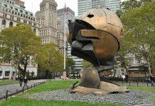 sphere world trade center 11 septembre