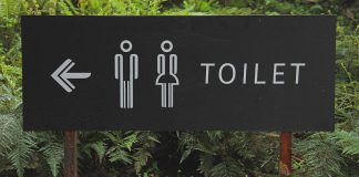 toilettes WC new york