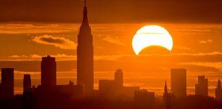 éclipse new york
