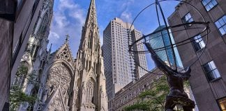 new york cathedrale saint patrick