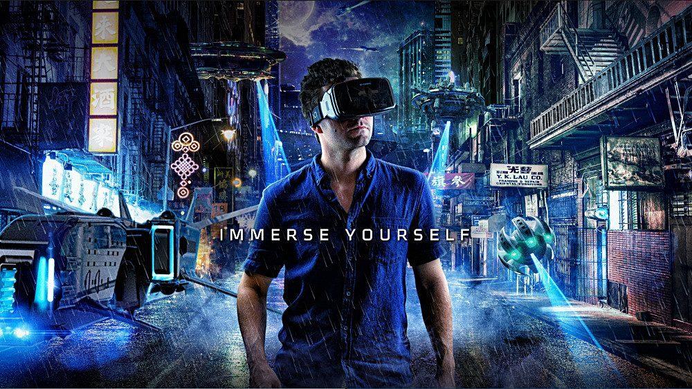 Parcourez New York avec un casque de réalité virtuelle