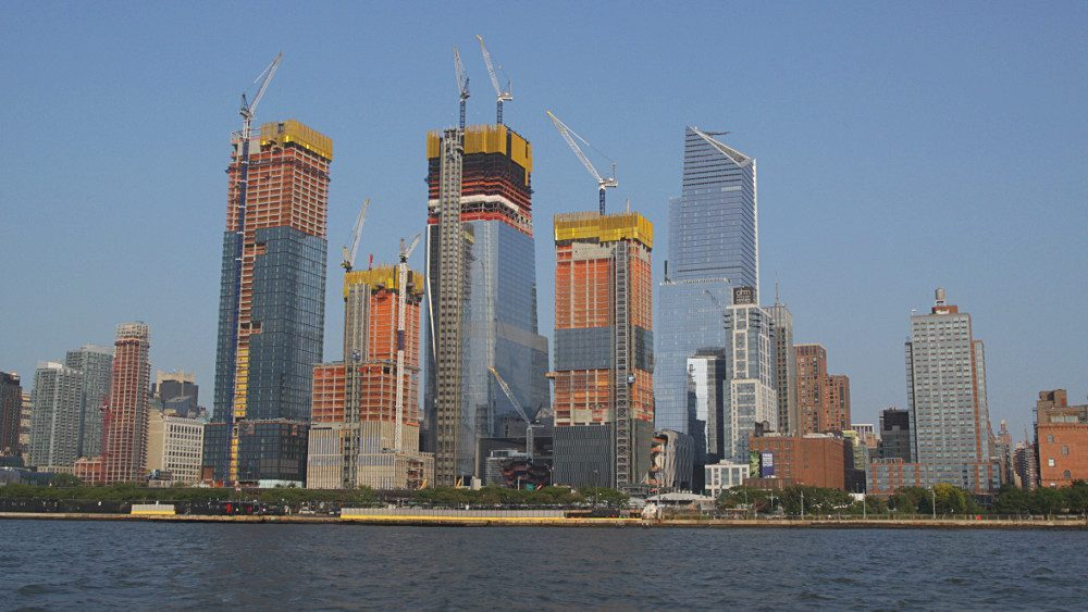 new york hudson yards