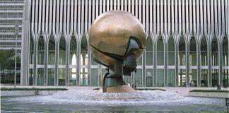the sphere world trade center