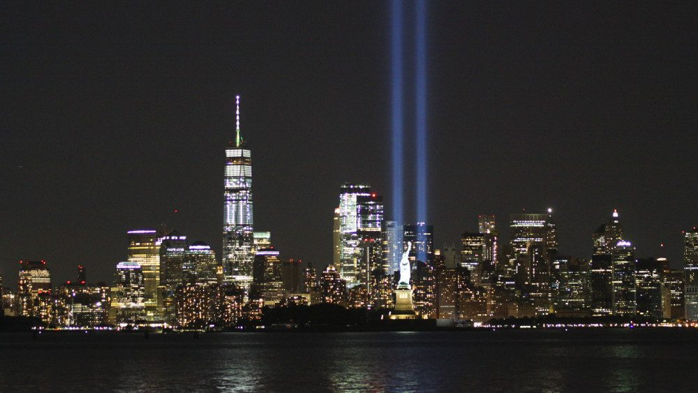 tribute light 11 septembre