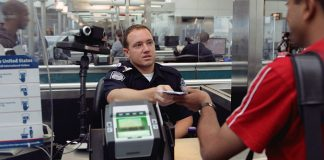 douane americaine