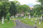 Le Green-Wood Cemetery, un cimetière avec vue sur New York