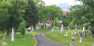 green wood cemetery