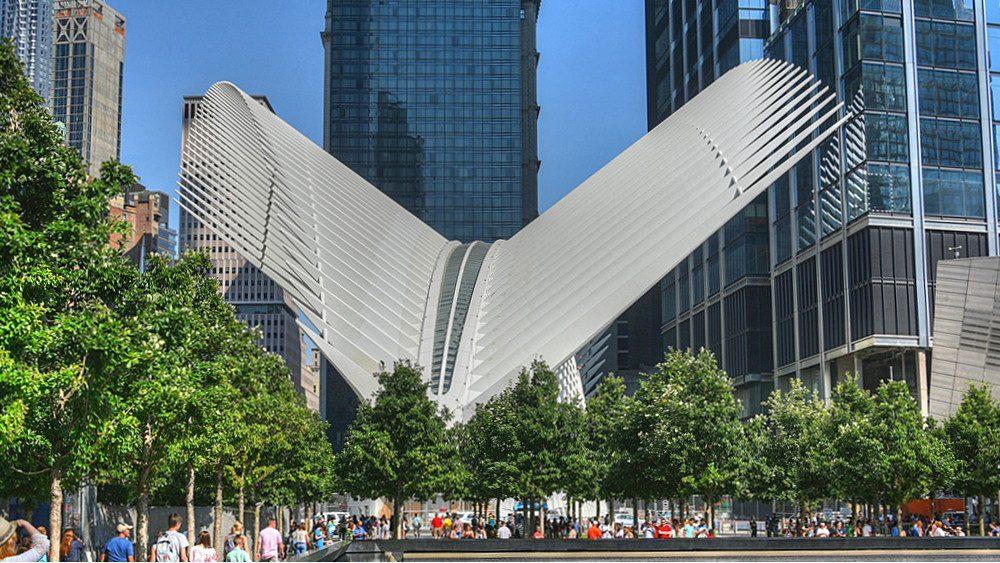 L'Oculus, la gare futuriste de New York
