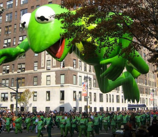 parade thanksgiving new york