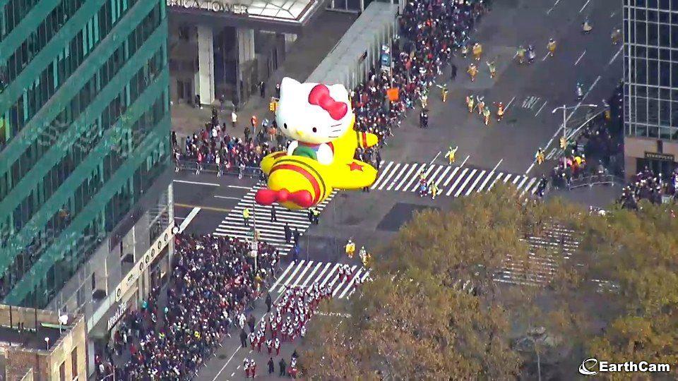 webcam thanksgiving