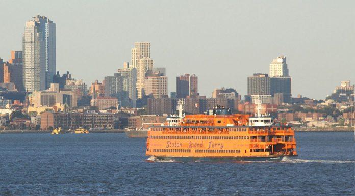 ferry staten island new york