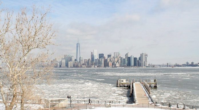 froid new york hiver