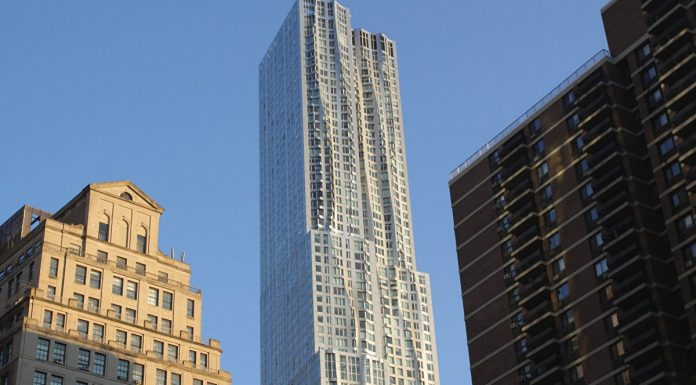 tour frank gehry new york