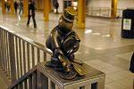 Découvrez les petites sculptures humoristiques de New York