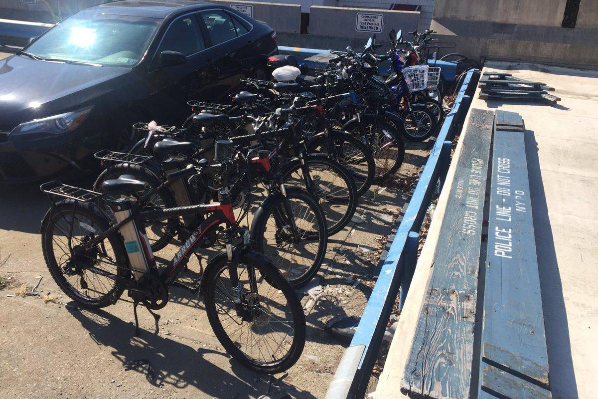 Pourquoi le vélo électrique a longtemps été interdit à New York ?