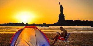 camping new york