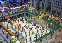 lego store new york