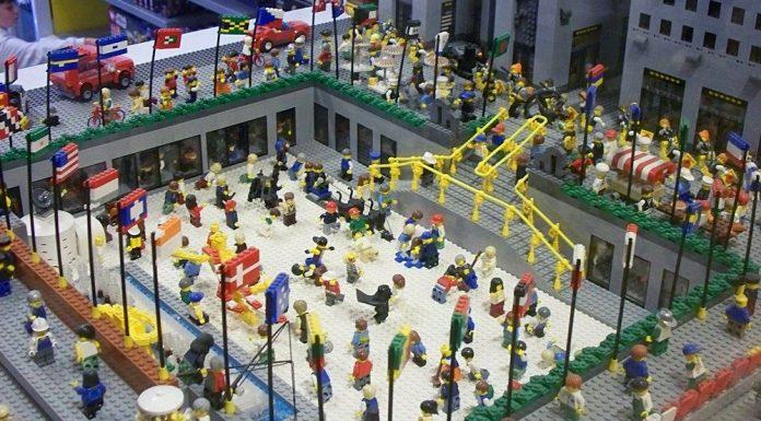 lego store new york
