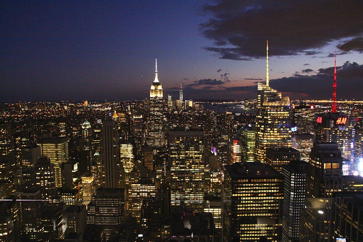 new york nuit