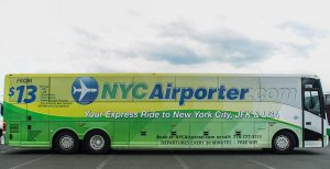 airport express bus new york