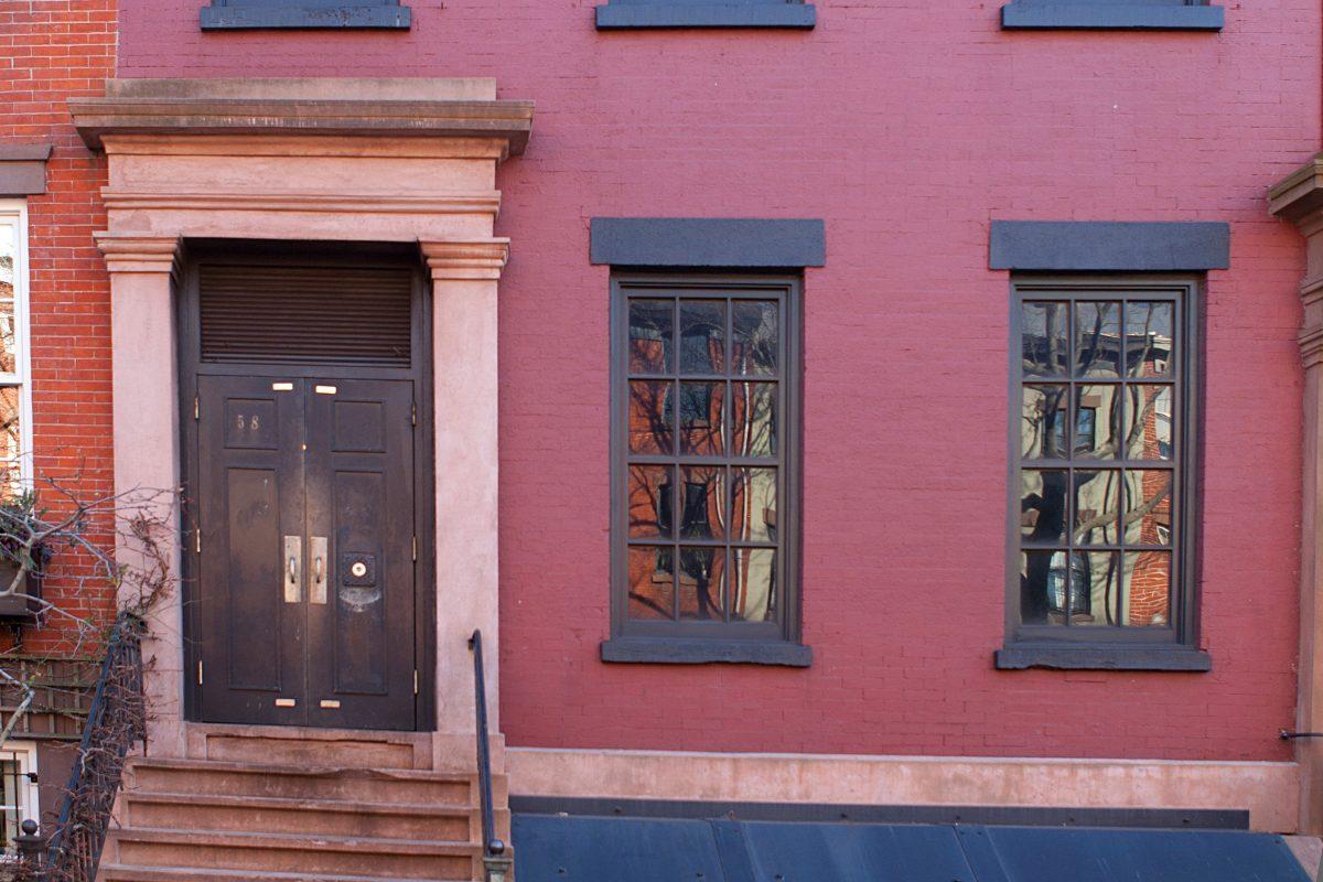 Une maison factice à Brooklyn !