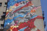 Découvrez le street art dans Little Italy à New York