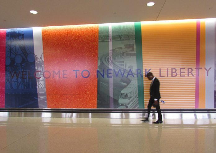 newark aeroport