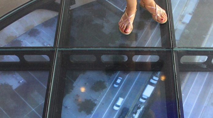 one world observatory verre
