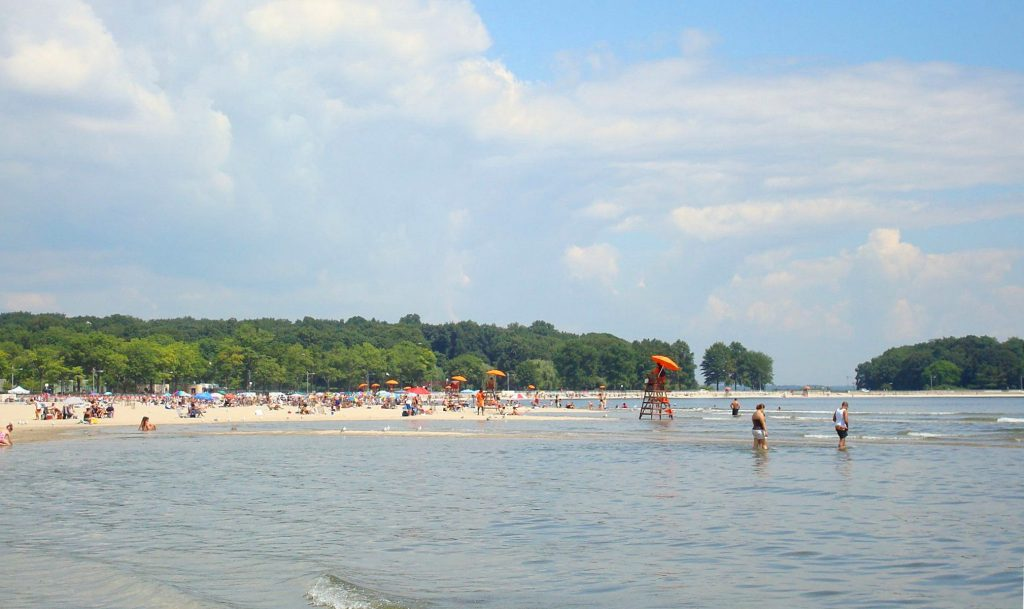 orchard beach new york