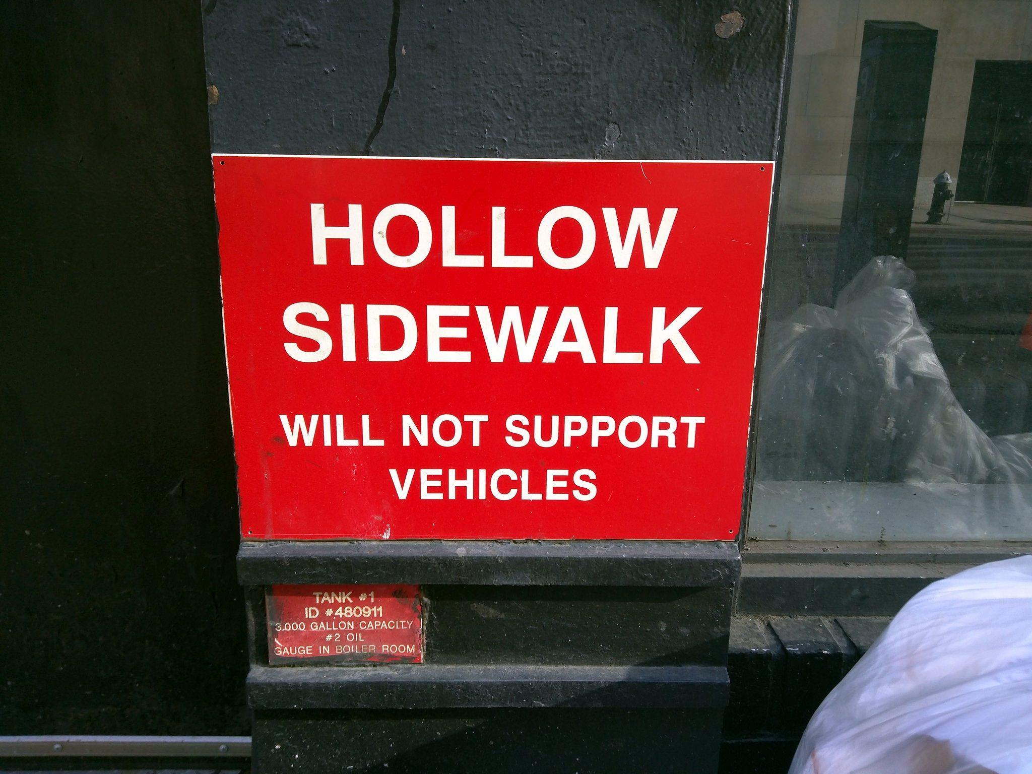 Canal Street, la rue avec les trottoirs les plus insolites à New York