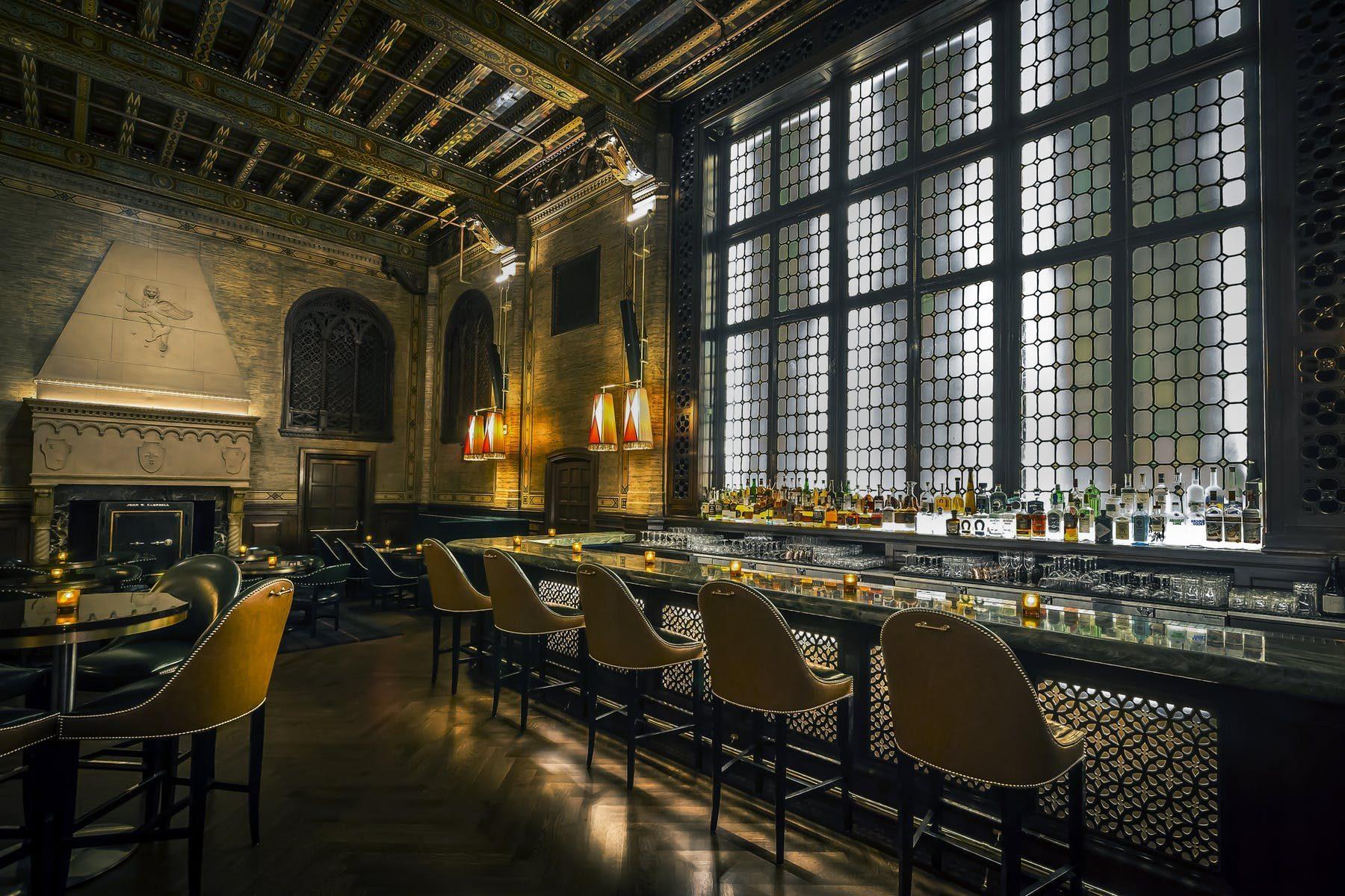 Campbell Apartment, le bar caché de Grand Central Terminal